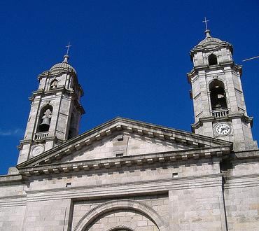 Cofradía del Cristo de Vigo Iglesia