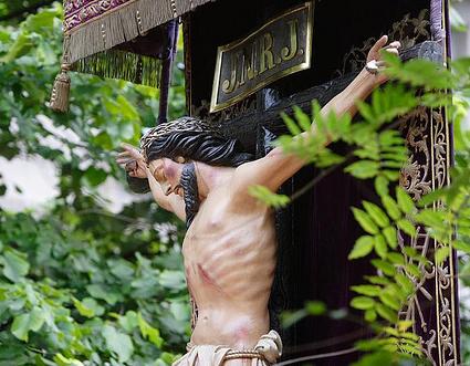 Imagen del Cristo de Vigo